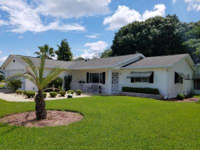Spruce Creek So Single Family Home For Sale: 17975 SE 101st Terrace