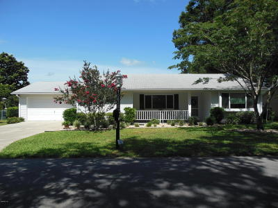 Ocala Single Family Home For Sale: 10828 SW 83rd Avenue