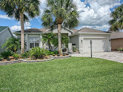 The Villages Single Family Home For Sale: 1398 Camero Drive