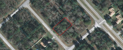 Ocala FL Residential Lots & Land For Sale: $14,900
