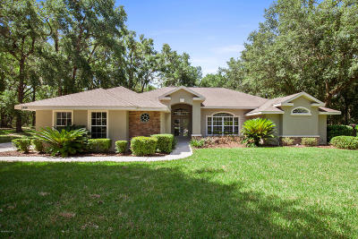 Ocala Single Family Home For Sale: 5160 SE 47th Court Road