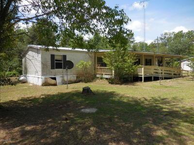 Morriston FL Single Family Home For Sale: $133,000