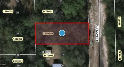Altoona FL Residential Lots & Land For Sale: $1,600