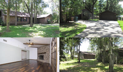 Ocala Single Family Home For Sale: 505 SE 45th Terrace
