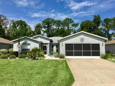 Ocala Single Family Home For Sale: 15326 SW 15th Terrace Road