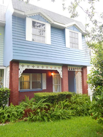 Marion County Condo/Townhouse For Sale: 8830 SW 98th Place