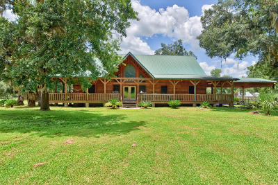 Reddick Farm For Sale: 12100 NW 110th Avenue