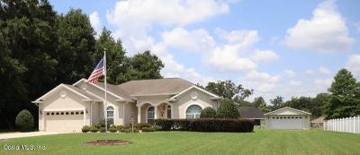 Ocala Single Family Home For Sale: 3916 NE 15th Court Road