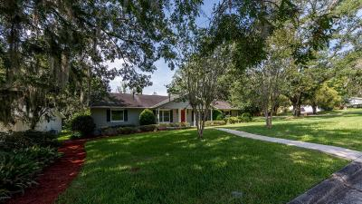 Ocala Single Family Home For Sale: 1208 SE 15th Street