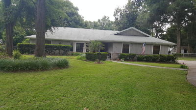 Marion County Single Family Home For Sale: 10685 SW 68th Terrace