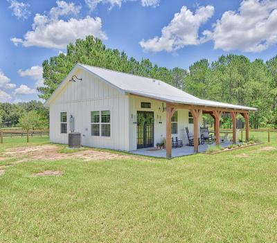 Williston Farm For Sale: 15161 NE 60 Street
