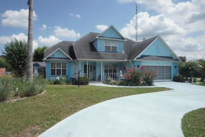 Ocala Single Family Home For Sale: 3050 SW 137th Place