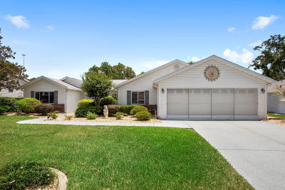 Marion County Single Family Home For Sale: 9740 SE 174th Place Road