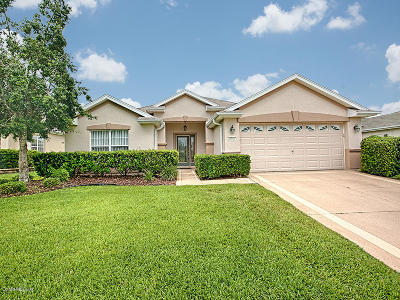 Marion County Single Family Home For Sale: 8716 SE 136th Place