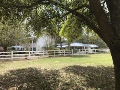 Ocala Farm For Sale: 14871 SW 20 Th Pl Place