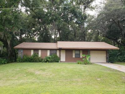 Marion County Single Family Home For Sale: 2602 NE 6th Avenue