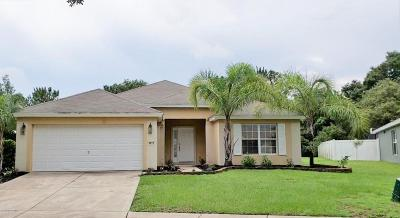 Ocala Single Family Home For Sale: 4419 SW 53rd Terrace