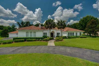 Ocala Single Family Home For Sale: 2220 SW 37th Street