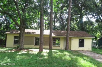 Summerfield Single Family Home For Sale: 14235 SE 45th Court
