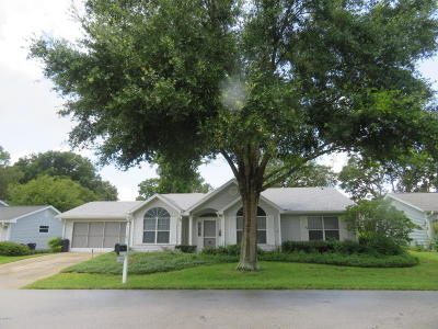 Ocala Single Family Home For Sale: 8285 SW 108th Loop