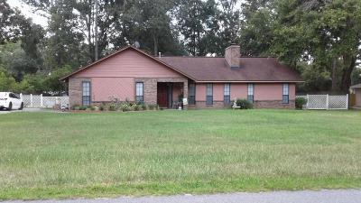Ocala Single Family Home For Sale: 4130 SE 3rd Street