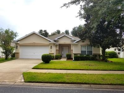 Ocala Single Family Home For Sale: 5509 SW 42nd Place