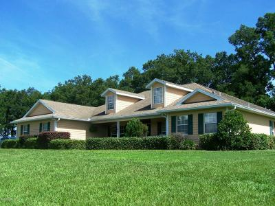 Dunnellon Farm For Sale: 20725 SW 10th Street
