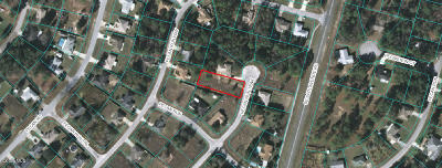 Ocala FL Residential Lots & Land For Sale: $13,500