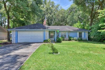 Ocala Single Family Home For Sale: 2340 NE 43rd Street