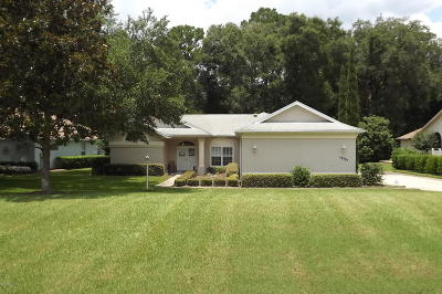 Dunnellon Single Family Home For Sale: 19237 SW 90th Lane Road