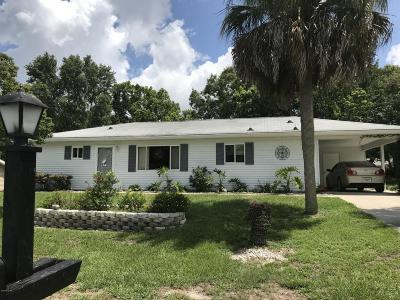 Ocala Single Family Home For Sale: 8462 SW 106th Street