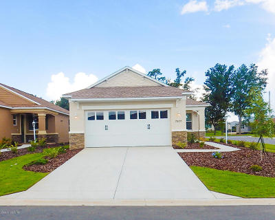 Ocala Single Family Home For Sale: 7877 SW 86th Loop