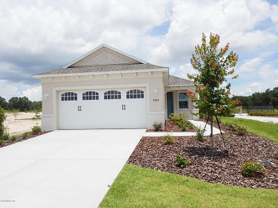 Ocala Single Family Home For Sale: 7769 SW 86th Loop