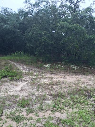 Dunnellon Residential Lots & Land For Sale: 8491 N Sussex Drive