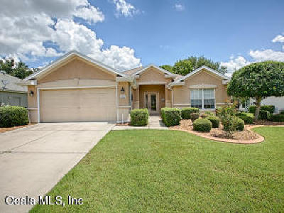 Spruce Creek Gc Single Family Home For Sale: 9201 SE 120th Loop
