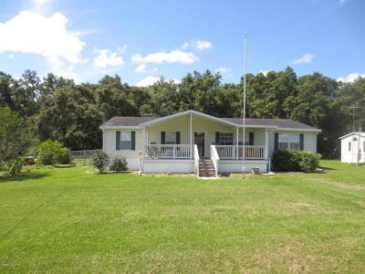 Ocklawaha Single Family Home Pending: 18378 SE 90 Lane