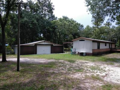 Ocala Mobile/Manufactured For Sale: 7025 SW 15th Place