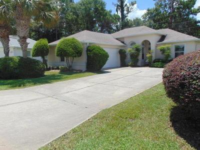 Oak Run, Oak Run Eagles Point Single Family Home For Sale: 11282 SW 73rd Circle