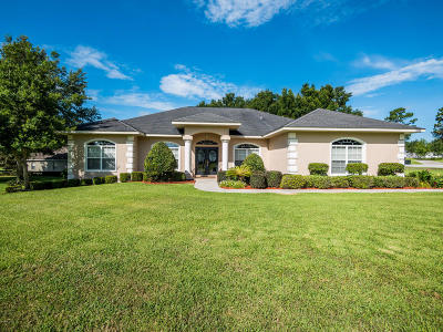 Summerton South Single Family Home For Sale: 3880 SE 51st Court