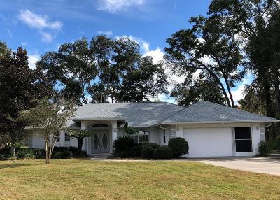 Ocala Single Family Home For Sale: 10707 SW 74th Avenue
