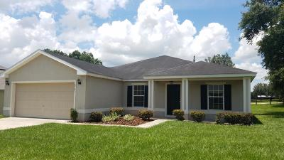 Ocala Single Family Home For Sale: 6780 SW 64th Terrace