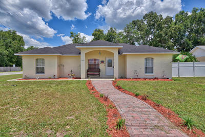 Ocala Single Family Home For Sale: 4759 SE 24th Street