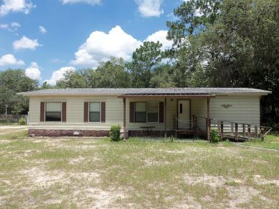 Dunnellon Mobile/Manufactured For Sale: 4950 SW 181 Court