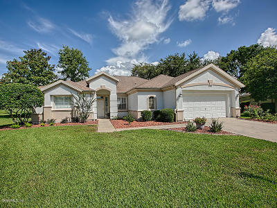 Spruce Creek Gc Single Family Home For Sale: 12883 SE 91st Terrace Road