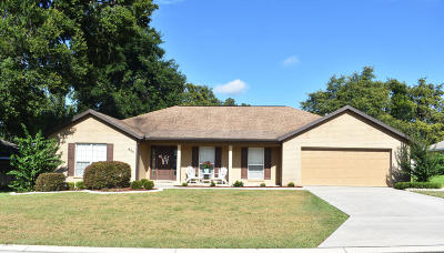 Ocala Single Family Home For Sale: 940 SE 68th Court