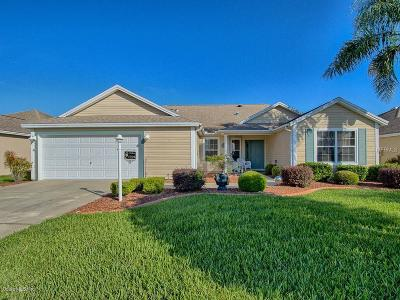 The Villages Single Family Home For Sale: 1701 Oak Forest Drive