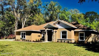 Ocala Single Family Home For Sale: 101 NE 41st Avenue