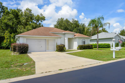 Ocala Palms Single Family Home For Sale: 1940 NW 58th Court