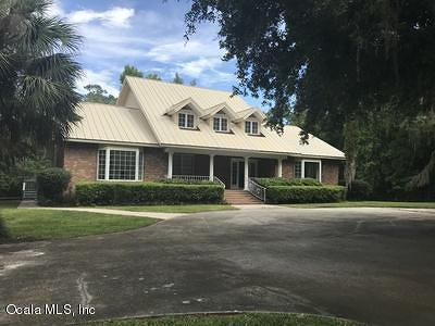 Micanopy Single Family Home For Sale: 22551 NW 87th Avenue Road