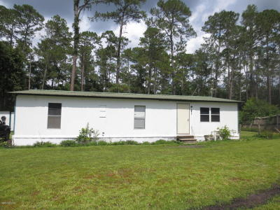 Silver Springs Mobile/Manufactured For Sale: 3063 NE 147th Terrace